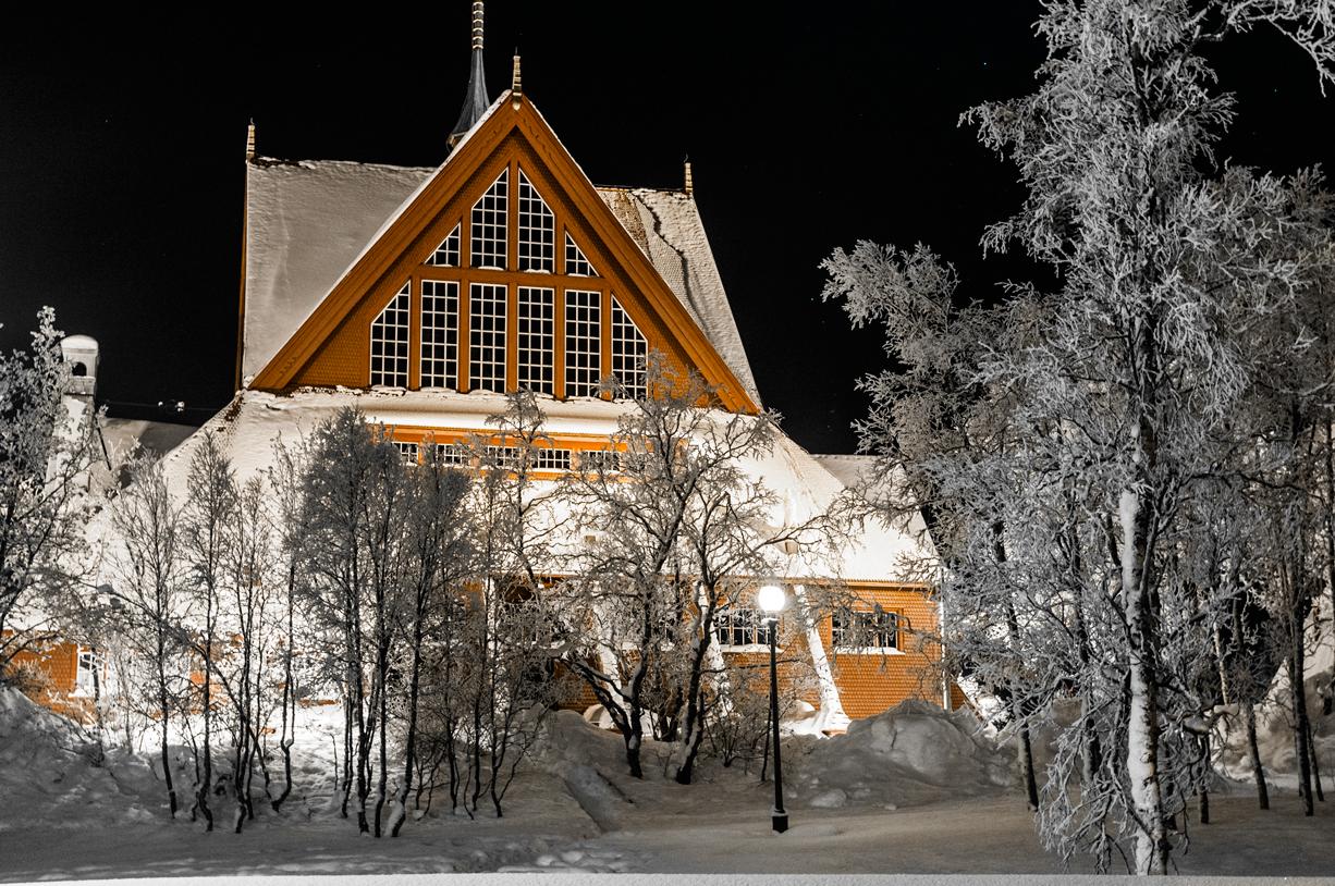 city sightseeing kiruna