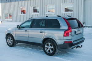 Volvo Explore Kiruna